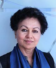 Profile photo of Professor Asha Kanwar