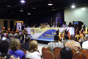opening ceremony at PCF4