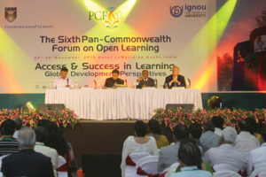 Opening ceremony at PCF6