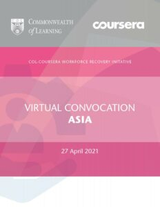 cover of col-coursera graduates - Asia booklet