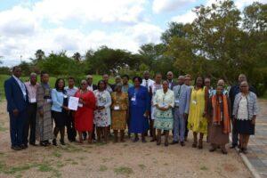 SADC-CDE non-formal ed workshop 2019